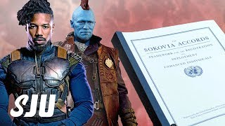 What Are the Best Scenes of the MCU? | SJU