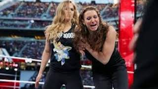 Why Ronda Rousey use Rowdy in her name?