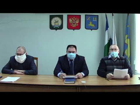 Брифинг по вопросам обеспечения нераспространения коронавирусной инфекции 30.12.2020