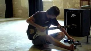 Fraction meets Cubenx Atelier@La grange Workshop Infiné 17 août 2011