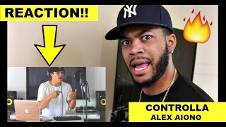 Controlla by Drake | Alex Aiono Cover BEST REACTION!!!