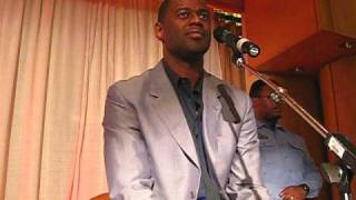 Brian McKnight Anytime - Live