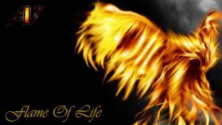 Airvox - Flame of Life (feat. Andrew Capra) [Lyrics]