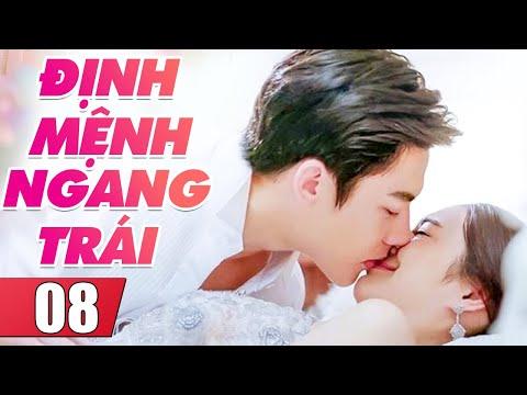 Định Mệnh Trái Ngang Tập 8   Phim Bộ Tình Cảm Thái Lan Mới Hay Nhất Lồng Tiếng
