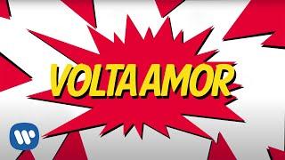Volta Amor (Lyric Vídeo Oficial) - Anitta