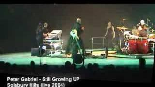 "Peter Gabriel - ""Solsbury Hill"" Live 2004"