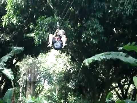 Canopy Tour Granada