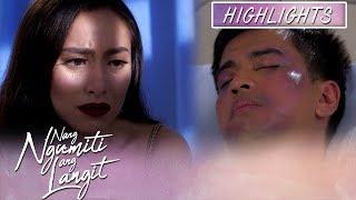 Katrina visits Michael in the hospital | Nang Ngumiti Ang Langit (With Eng Subs)