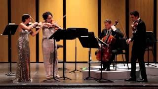 Wapango- Paquito d'Rivera, Catalyst Quartet