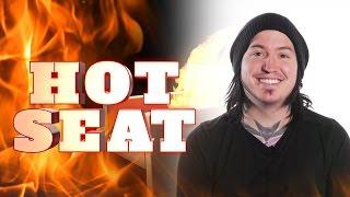 SullenTV Hot Seat - Craig Mabbitt of Escape The Fate