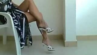 Il video dei miei 50 anni   piedi femminili, feet , zoccoli , tacchi a spillo