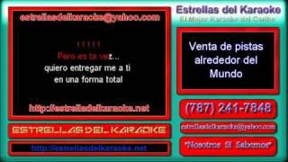 Karaoke La Corporacion Latina Desengaño 1