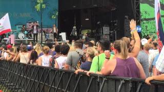 We Are Young - Nate Ruess of f.u.n. @  ACL 2015