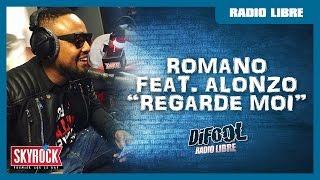 "Romano feat. Alonzo ""Regarde-moi"" en live #LaRadioLibre"