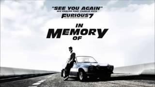 Wiz Khalifa - See You Again ft. Charlie Puth (HQ AUDIO)