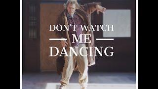 Don't Watch Me Dancing Social Media Launch