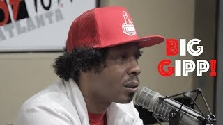 BIG GIPP: Escaping Murder Attempt, Goodie Mob, Pimp C, 2pac, And More
