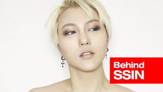Behind the SSIN | 태민 괴도 메이크업 Taemin Danger Cover Makeup