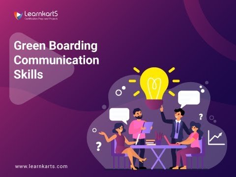 Green Boarding Communication Skills