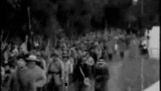 Confederate Soldiers Marching 1863 - Authentic American Civil War Footage.
