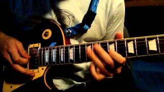 Quizas Mañana - Pappo guitarra cover