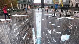 Amazing 3D Street Art paintings!!!