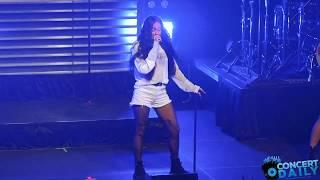 """Kehlani performs """"Keep On"""" live at Rams Head Live Baltimore"""