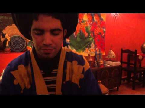 Moroccan Music 30 December 2012, Dar Rita Hotel Ouarzazate Morocco – part 2