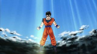 DBS Gohan Unlocks Mystic Form with Gohan Anger theme from DBZ