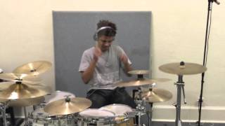 Drum less track to Chris brown fine by me