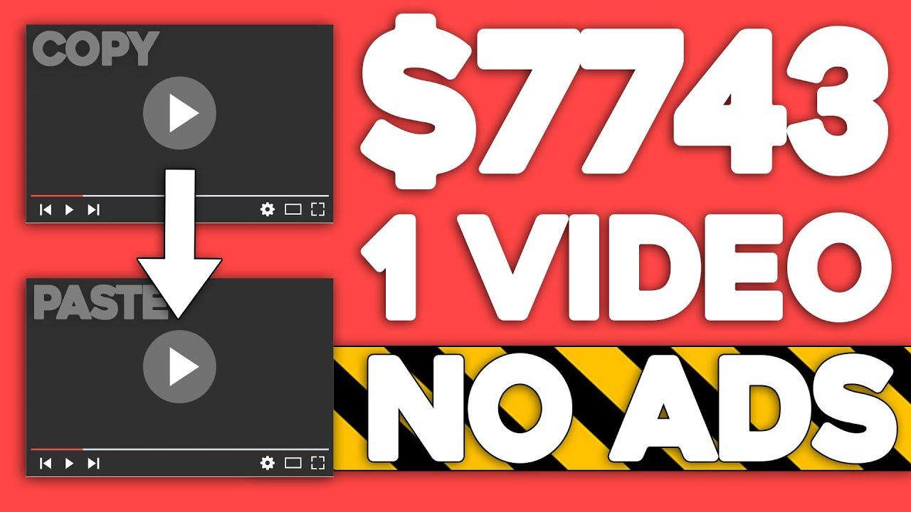 Make 0+ Per YouTube Video You Repost (NO AD REVENUE)