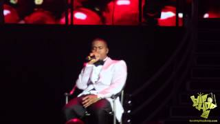 "Nas Performs ""Cherry Wine""  Live At Radio City"