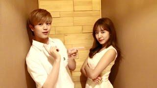 Kim NamJoo(김남주) (Apink(에이핑크)), Yook SungJae(육성재) (BTOB(비투비)) _ Photograph(사진)