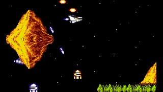 Gradius (Arcade version - hack) (NES) (1 loop) (No Death) width=