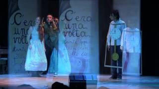 "Mara Mauri ""bonjour la ripresa "" ,Saggio Disney Academy"