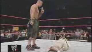 John Cena vs  K-Fed width=