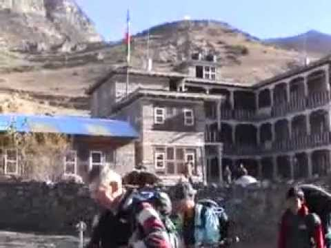 Blessing Lama Teschi