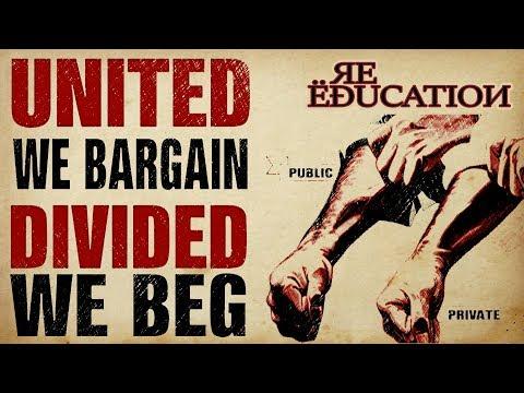 Capitalism Destroys Unions