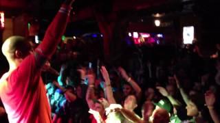 Masca Ace - Take a Walk ( Live ) / Alibi, Wrocław / HipHopKoncert