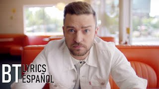 Justin Timberlake - Can't Stop the Feeling (Lyrics + Español) Video Official