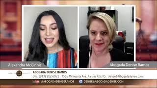UN MINUTO DE LEYES CON LA ABOGADA DENISE RAMOS (04-MAYO-2020)