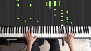 Test Drive - How to train your Dragon OST (Piano Cover) [hard]