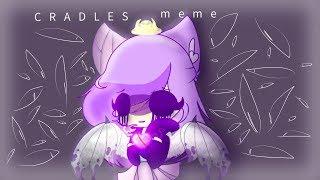 cradles meme(flipaclip)