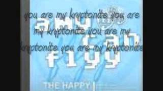 amy can flyy were not superheroes, just sellouts w/lyrics