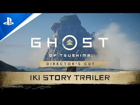 WTFF::: Ghost of Tsushima Director\'s Cut \'Iki Island\' story trailer