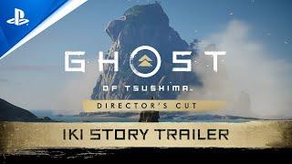 Ghost of Tsushima Director\'s Cut \'Iki Island\' story trailer