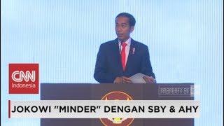 "Saat Presiden Jokowi ""Akui Kekalahan"" dari SBY & AHY, Rapimnas Partai Demokrat"
