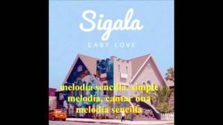 Sigala   Easy Love Subtitulado Español