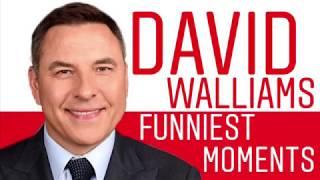 DAVID WALLIAMS FUNNIEST MOMENTS [BGT]