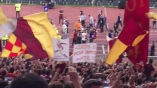 TottiDay - Totti sotto la Sud